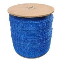 HMPE 12 Strand Blue Rope