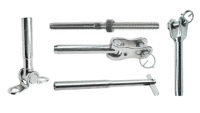 Swaged Cable Rail Hardware